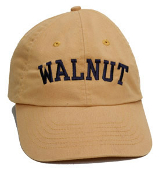 Gold Unstructured Hat