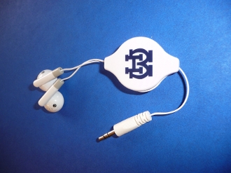 WH Retractable Earbuds