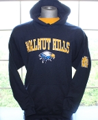Navy WH Eagle Pullover Hoodie